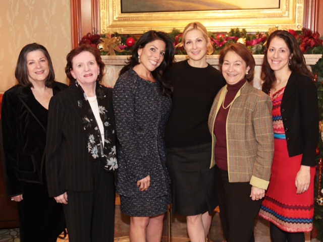 Luncheon in DC in honor of the National Organization of Women