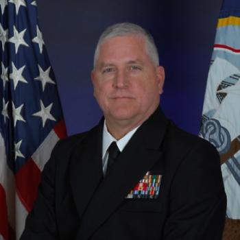 Commander Lawrence M. Miller